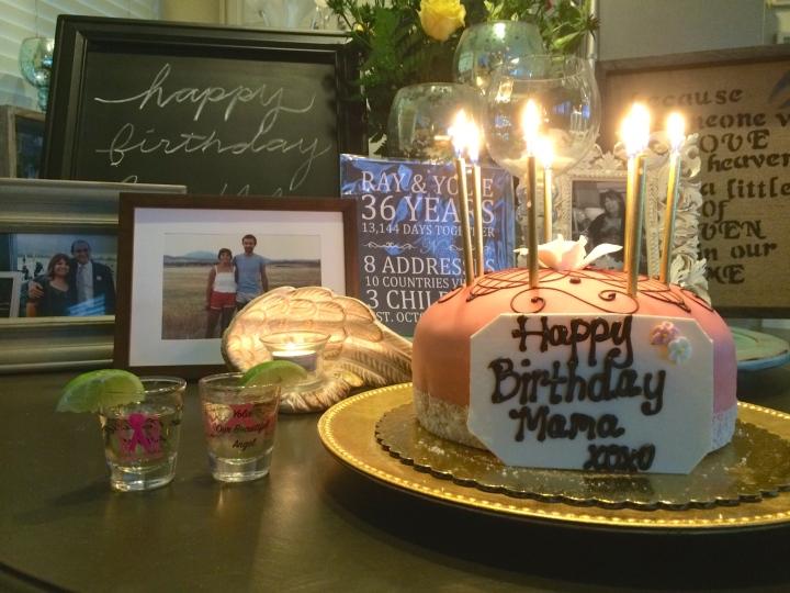 A Bittersweet BirthdayCelebration