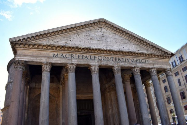 Italy, Rome, The Pantheon
