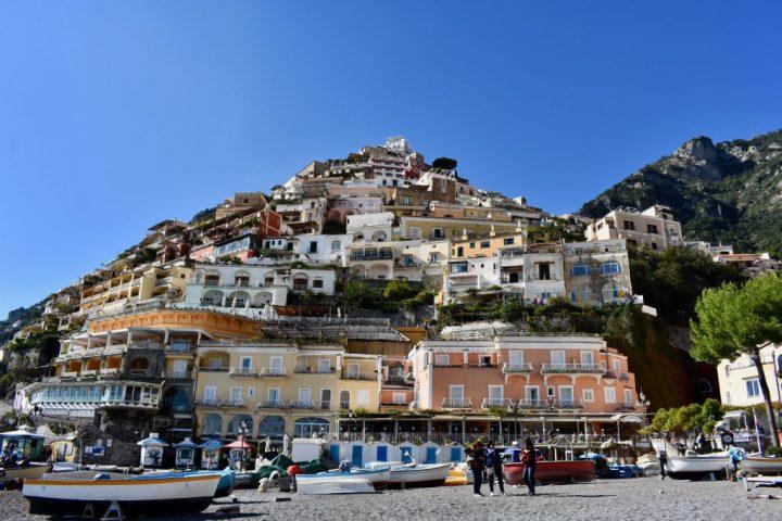 Italy, Sorrento, Positano, Amalfi Coast