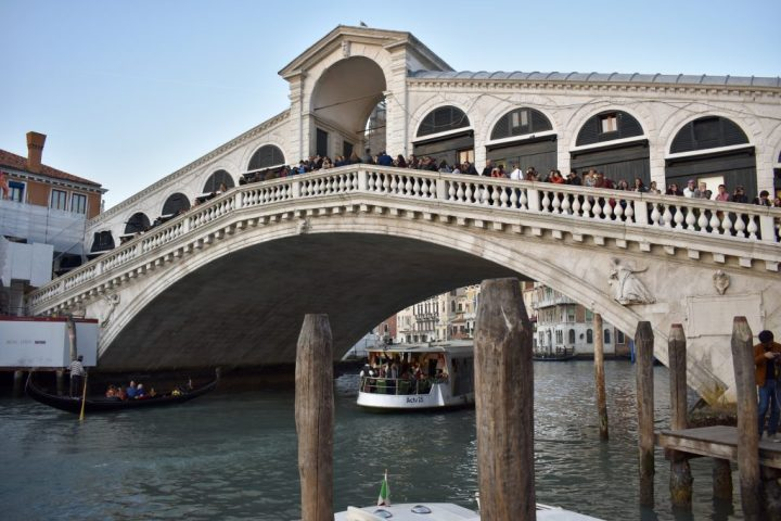 Italy, Italia, Venice, Venezia, Rialto Bridge
