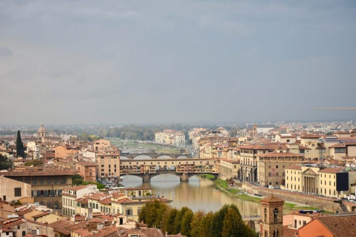 Florence, Firenze, Italy, Toscana, Tuscany, Piazzale de Michelangelo, Duomo