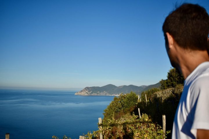 Hiking Cinque Terre, Italy, Manarola, Corniglia, Volastra, Vernazza, Monterosso, Italia