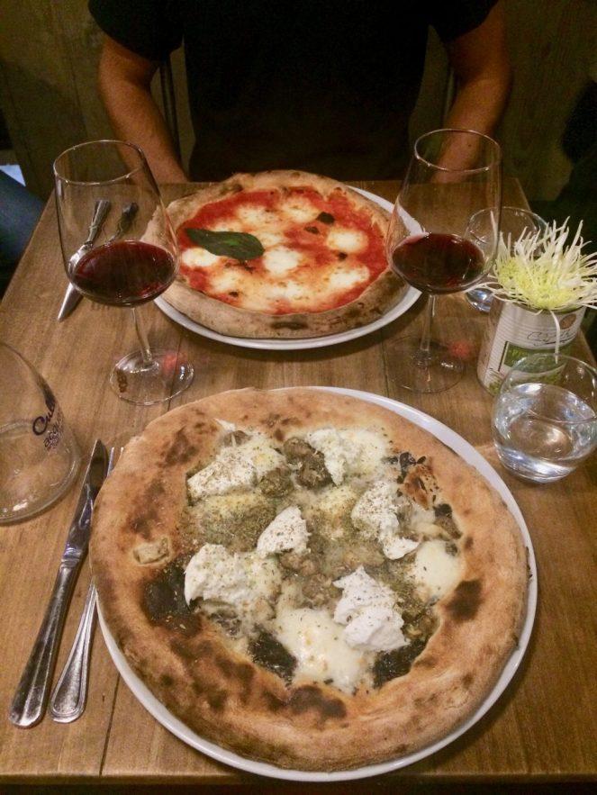 Florence, Firenze, Italy, Toscana, Tuscany, Simbiosi Pizza