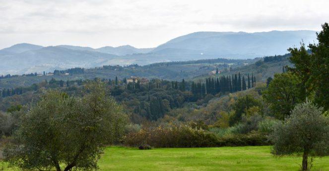 Florence, Firenze, Italy, Toscana, Tuscany, Chianti Region, MelaVespo, Vespa, Castello Vicchiomaggio, Castellina