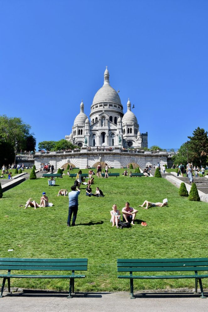 Paris, France, Europe, Travel, Paris in One Week, Sacre Coeur, Montmartre, 18th arrondissement