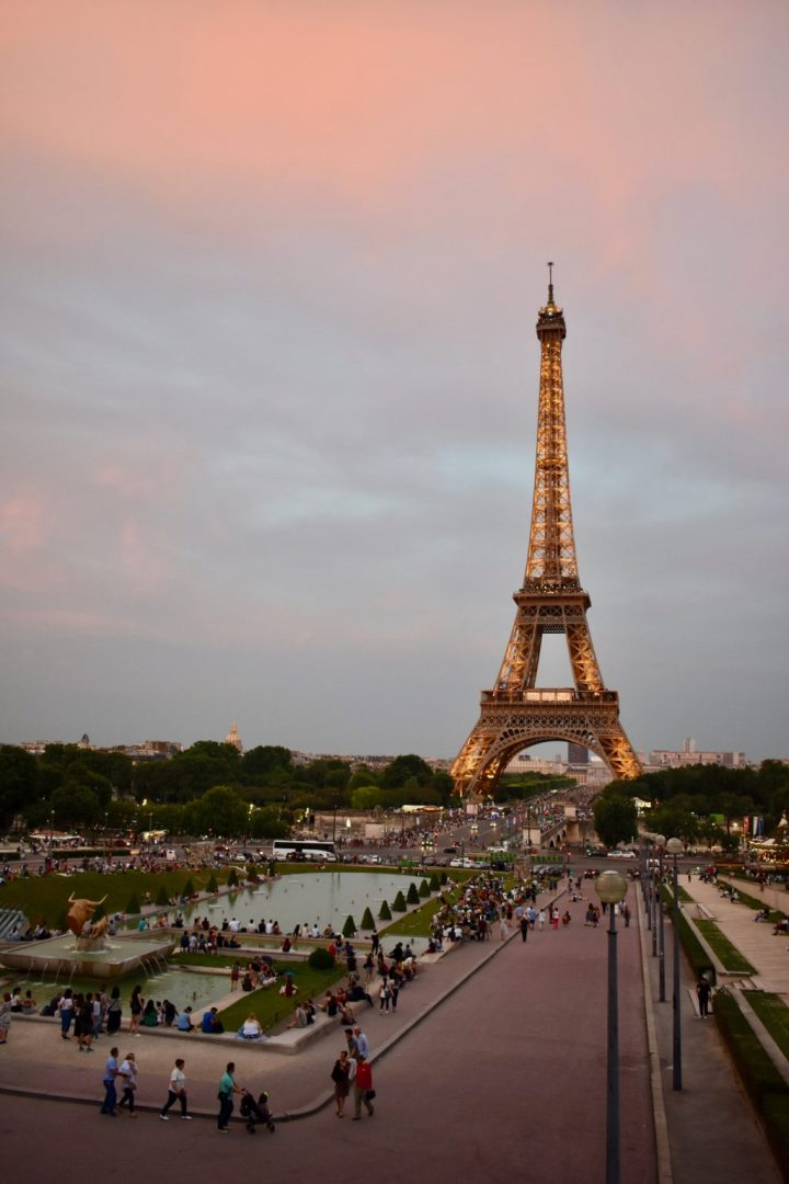 Paris, France, Europe, Travel, Place du Trocadero, Eiffel Tower, Le Tour Eiffel, Paris in One Week