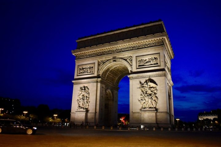 Paris, France, Europe, Travel, Arc de Triomphe, Paris in One Week