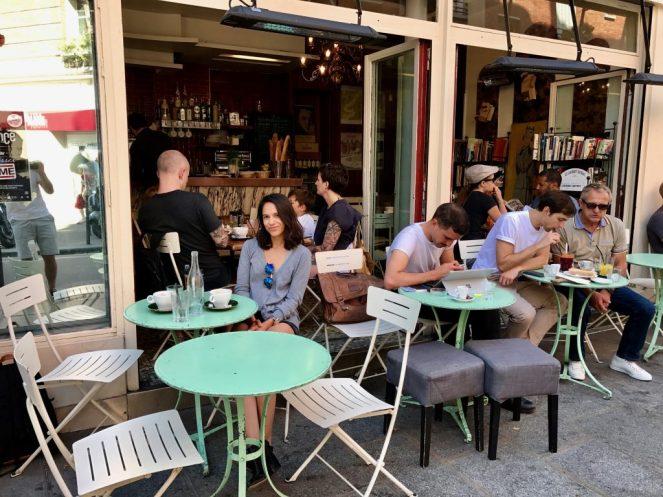 Paris, Europe, France, Travel, Le Marais, The Marais, 3rd Arrondissement, 4th Arrondissement, Le Voltigeur, Florence Kahn, Vélib Bike Rentals