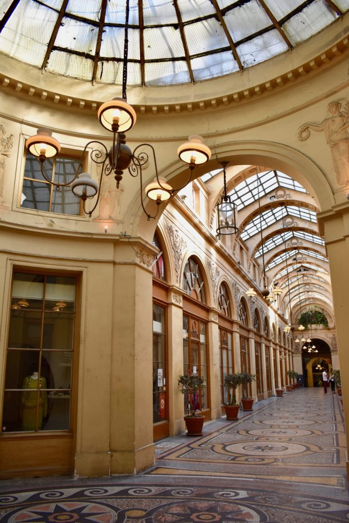Paris, France, Europe, Travel, One week in Paris, Glassed Covered Galleries, Glass Covered Passages, Galerie Vivienne, Passage des Panoramas, Passage Jouffroy, Passage Verdeau, 2nd arrondissement, 9th arrondissement
