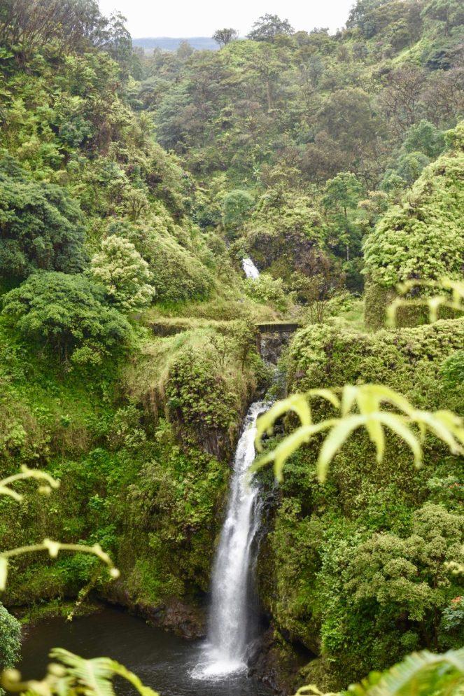 West Wailua Iki Falls, Haleakala, Kihei, Wailea, Travel, Ka'anapali, Kaihalulu Beach, Wainapanapa State Park, Black Sand Beach, Red Sand Beach, Maui, Hawaii, Hana Highway, Waikamoi Nature Trail, Ke'anea Arboretum